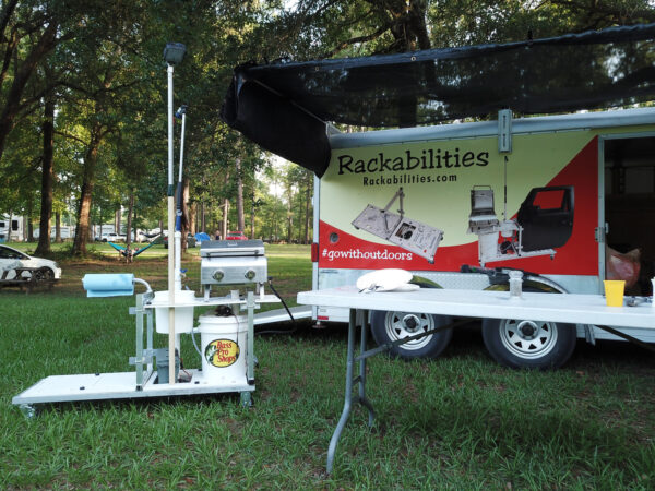 tailgating cart RackAbilities